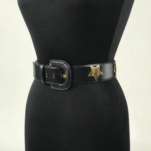 Vintage Escada Star Belt